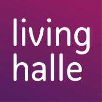 Immobilien in Halle (Saale) – living halle Logo